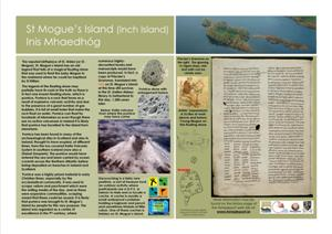 StMogue's Island new info sign
